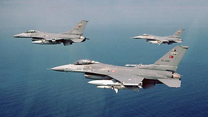 παραβιάσεις F16 NATO