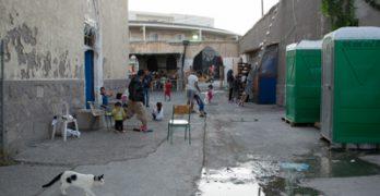 εγκλωβισμένοι πρόσφυγες στη Ρόδο