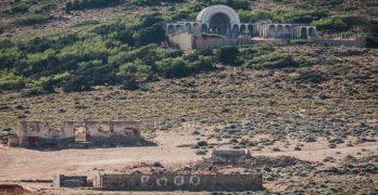 ξεφτίλα η επίσκεψη ΣΥΡΙΖΑ στη Μακρόνησο