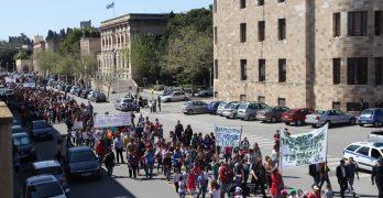 30 Οκτώβρη κλειστά σχολεία και όλοι οι μαθητές στους δρόμους!