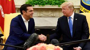 συνάντηση Τσίπρα Τραμπ