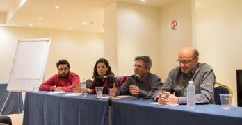 Ιδιαίτερα επιτυχημένη ήταν η προσυνεδριακή σύσκεψη της Ροδιακής Επιτροπής Ειρήνης