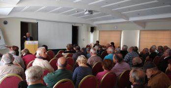 Η πλούσια αγωνιστική δράση του Σωματείου Συνταξιούχων ΙΚΑ Ρόδου