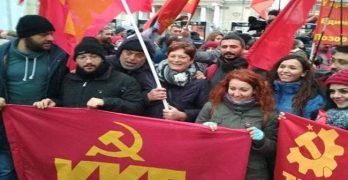 Γιορτάστηκε ο Κόκκινος Οκτώβρης στη Ρωσία και άλλες χώρες της πρώην ΕΣΣΔ