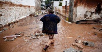 Παράταση καταβολής φόρων και εισφορών στις πλημμυροπαθείς περιοχές