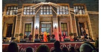 Ο Σύλλογος Φίλων Χορού στις εορταστικές εκδηλώσεις αύριο στη Πλατεία Δημαρχείου