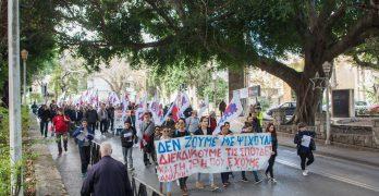 ΠΑΜΕ-Οι εργαζόμενοι και τα συνδικάτα να πάρουν την κατάσταση στα χέρια τους!