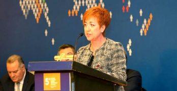 Βέτα Πανουτσάκου στο 5ο Συνέδριο ΕΝΠΕ