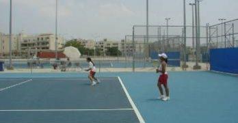 Μαθήματα τέννις για ενήλικες