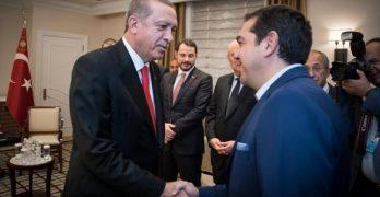 Με αφορμή την επίσκεψη του Τούρκου Προέδρου