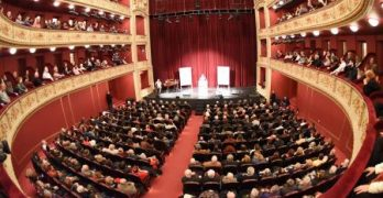 Εκδήλωση της Κεντρικής Επιτροπής του ΚΚΕ για τα 100 χρόνια από την ίδρυσή του