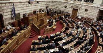 Άλλα λόγια ν' αγαπιόμαστε, η απάντηση της κυβέρνησης σ' ερώτηση του ΚΚΕ για τις κατασχέσεις μισθών