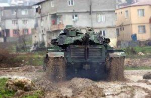 Συρία Τουρκία Κούρδοι