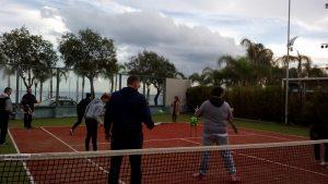 μαθήματα τέννις