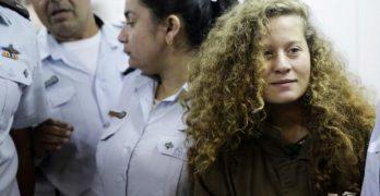 Διεθνής καμπάνια της Επιτροπής Νέων της ΠΣΟ για την απελευθέρωση της Άχεντ Ταμίμι