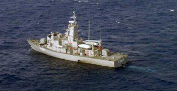 Επεισόδιο μεταξύ κανονιοφόρου του Πολεμικού Ναυτικού και τουρκικού λιμενικού στα Ίμια