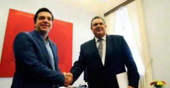 Τρία χρόνια κυβέρνηση ΣΥΡΙΖΑ