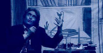 """""""Ο ΕΠΙΚΗΔΕΙΟΣ"""" του Ιάκωβου Καμπανέλλη σε ερμηνεία Παναγιώτη Τσακίρη"""