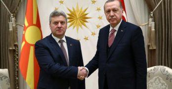 ΠΓΔΜ – Τουρκία: Ρόλο και στις διαπραγματεύσεις για την ονομασία επιδιώκει η Άγκυρα