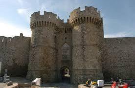 Δελτίο τύπου σχετικά με τον Κανονισμό Ελέγχου της Κυκλοφορίας στην Μεσαιωνική Πόλη