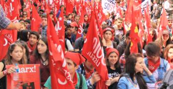 κομμουνιστική νεολαία Τουρκίας