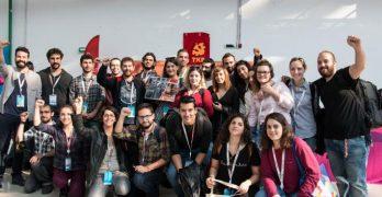 ΚΝΕ Κομμουνιστική Νεολαία Τουρκίας