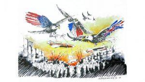 τα γεράκια του ΝΑΤΟ