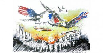 Ποιος ταΐζει τα γεράκια του ΝΑΤΟ;