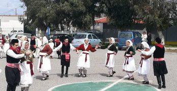 Γιορτή Παραδοσιακών Χορών στο Θέατρο Μεσαιωνικής Τάφρου