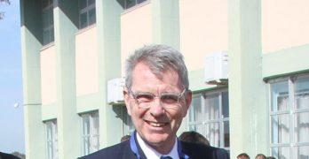 Τζέφρι Πάιατ Αμερικανός Πρέσβης