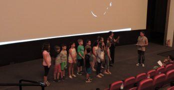 Ολοκληρώθηκε με επιτυχία το διήμερο προβολών ταινιών Μικρού Μήκους