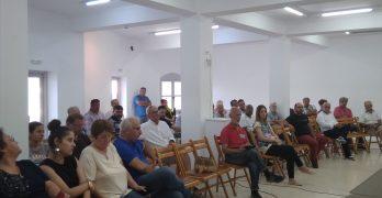 Ολοκληρώθηκε η διήμερη περιοδεία του Κώστα Παπαδάκη, ευρωβουλευτή και μέλους  ΚΕ του ΚΚΕ σε Λέρο και Πάτμο