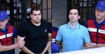 Νέα άρνηση αποφυλάκισης των δύο Ελλήνων στρατιωτικών