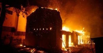Σωματείο Συνταξιούχων ΙΚΑ Ρόδου για την καταστροφική πυρκαγιά στην Αττική