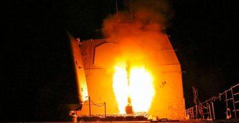 επίθεση στη Συρία