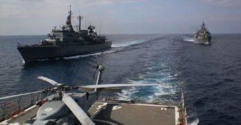 Διαμαρτυρίες ναυτών για την εμπλοκή των πλοίων τους σε ΝΑΤΟικές αποστολές