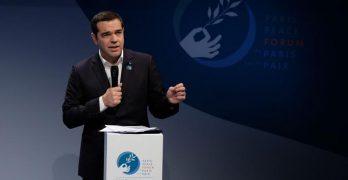 Ο Αλ. Τσίπρας προσπαθεί να «ξεπλύνει» την ΕΕ